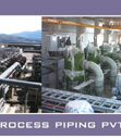 Chemical Process Piping Pvt Ltd. - Manufacturer and supplier of GRP piping for Chemical, Desalination, Water, Water-Reuse, Power, Gas, Onshore/Offshore, Fertilizer and Pharmaceutical industries. Our  Product list includes  GRP / FRP Pipes, GRP / FRP Pipe fittings, PP / PVC / PVDF lined GRP / FRP pipes, PP / PVC / PVDF lined GRP / FRP Pipe fittings,  GRP / FRP Catholyte Headers,   GRP/FRP Anolyte Headers, GRP / FRP Ducts, GRP / FRP Ducts,  GRP / FRP Stacks, FRP Launders, GRP / FRP Launders etc.